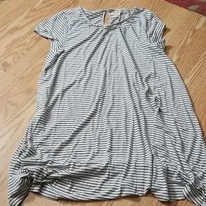 Mossimo tee shirt dress xl